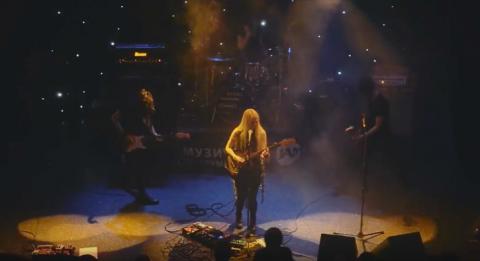 У мережі з'явилися відео з виступу Sylvaine у Києві
