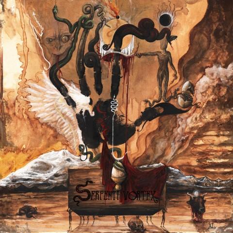 """Kaosophia: """"Serpenti Vortex"""" full album stream"""