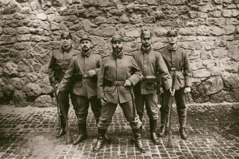 """1914 present new lyric video """"Stoßtrupp 1917"""""""