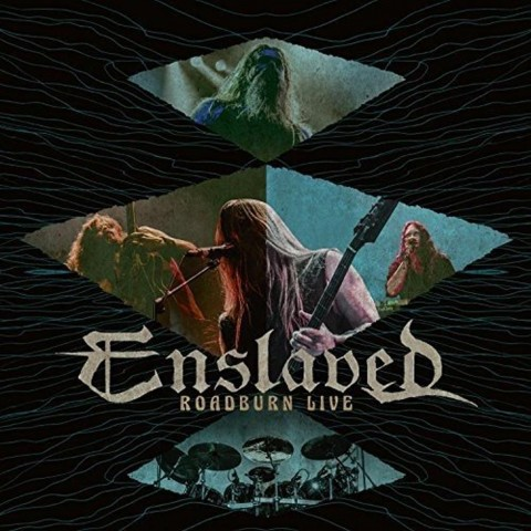 "Треки ""Isa"" и ""Death In The Eyes Of Dawn"" с концертного альбома Enslaved ""Roadburn Live"""