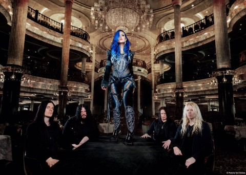 "Arch Enemy to release new album ""Will To Power"" this September"