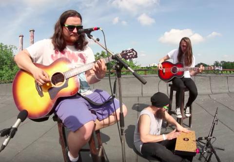 """Відео: Stoned Jesus виконують акустичну версію пісні """"Rituals of the Sun"""""""
