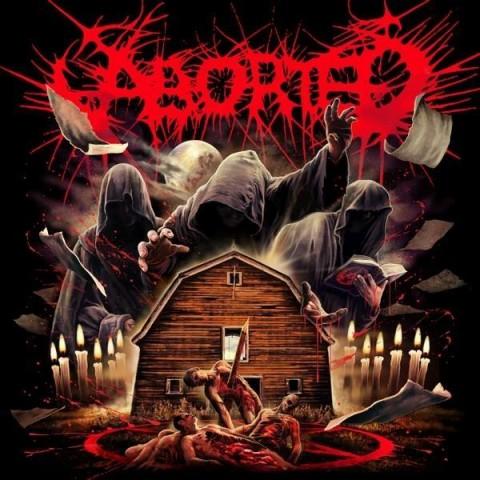 "Aborted выпустили новый трек ""Fallacious Crescendo"""