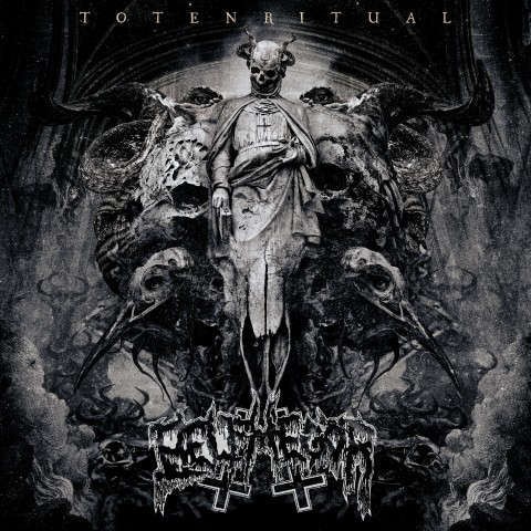 "Belphegor unveil ""Totenritual"" album artwork and tracklist"