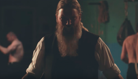 "Amon Amarth show ""The Way of Vikings"" in their new music video"