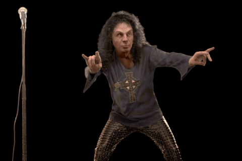 Ronnie James Dio hologram to tour this year, first dates revealed