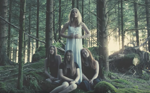 "Myrkur presents new video ""Ulvinde"""