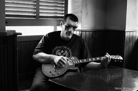 Ukrainian musician Ivan Blues passes away during performance at fest in Estonia