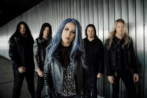 "Arch Enemy capture their performance in Helsinki in new video ""The Race"""