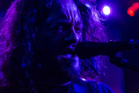 Photos from Conan and Monolord gig in Vienna