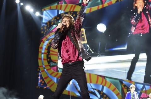 """For the first time on Liberty Island: Review for The Rolling Stones' film """"Havana Moon"""""""