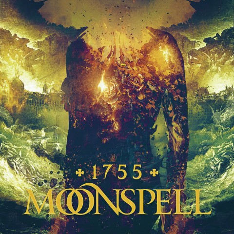Thousands of lives in a few minutes: Moonspell's new LP about fateful day of Lisbon
