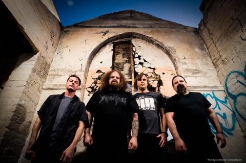 Napalm Death виступатимуть у Києві 24 лютого