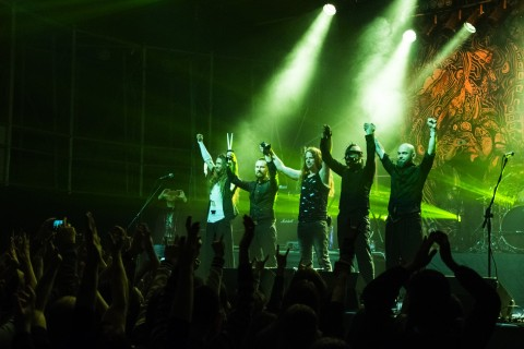 Quintet of the Apocalypse: How Die Apokalyptischen Reiter's show in Kyiv was held