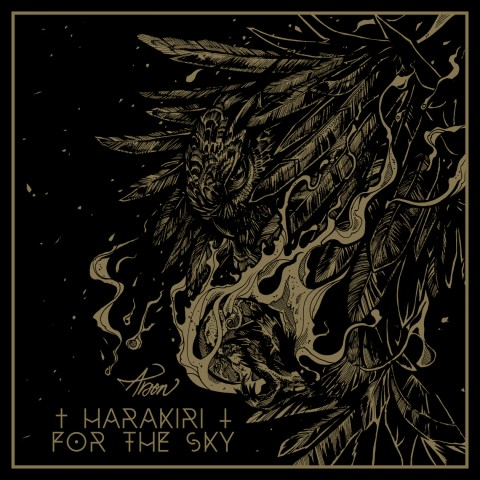 "Exactly what you expect from Harakiri for the sky: ""Arson"" album review"