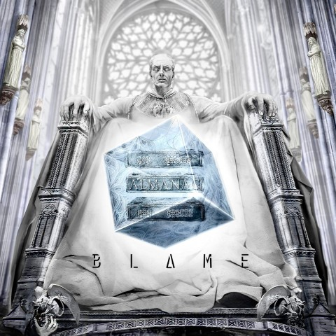 "Blame releases new EP ""Almanac"", feat. Nile's George Kollias on drums"