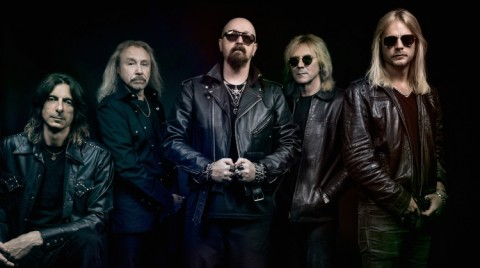"Judas Priest unveils title track of upcoming album ""Firepower"""