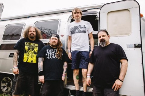 "Napalm Death shares first single from compilation ""Coded Smears And More Uncommon Slurs"""