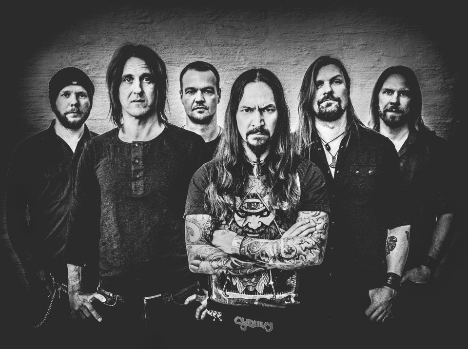 """Amorphis announces release date of new album """"Queen Of Time"""""""