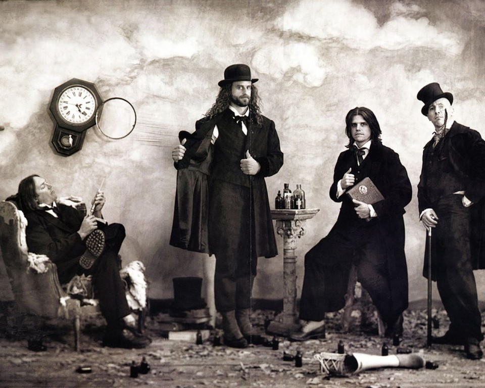 Tool starts recording new album