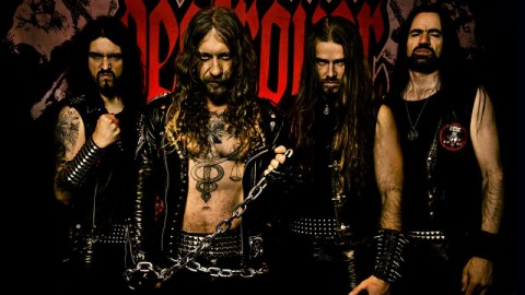 "Deströyer 666 EP ""Call of the Wild"" full album stream"