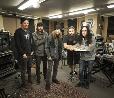 Children Of Bodom start new album recording