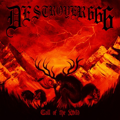 "Review of Deströyer 666 EP ""Call of the Wild"""