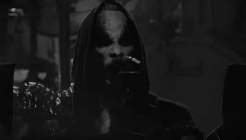 "Behemoth presents live video ""Messe Noire"" from upcoming live album"