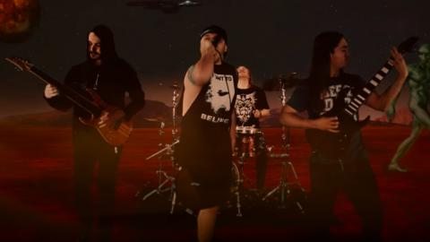 "Rings of Saturn releases music video ""Margidda"""