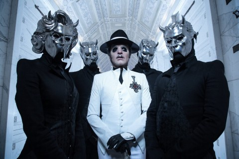 "Ghost announces new album with ""Rats"" music video release"