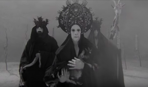 "Behemoth releases music video ""O Father O Satan O Sun!"""