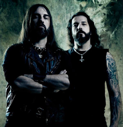 Rotting Christ's founders arrested in Georgia on suspicion of terrorism