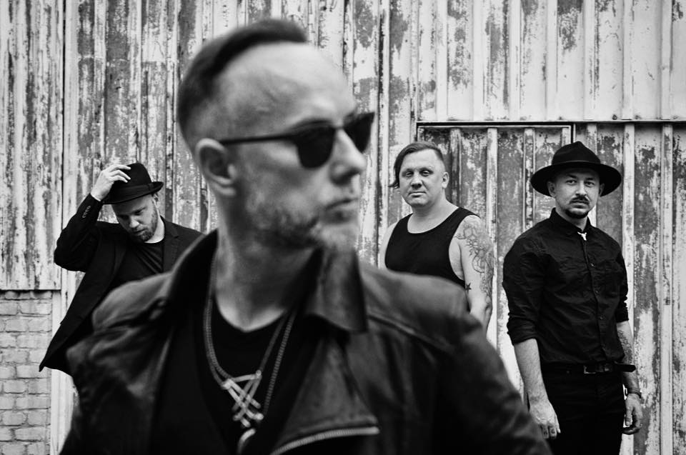 Sasha Boole joins Behemoth's frontman side project Me and That Man