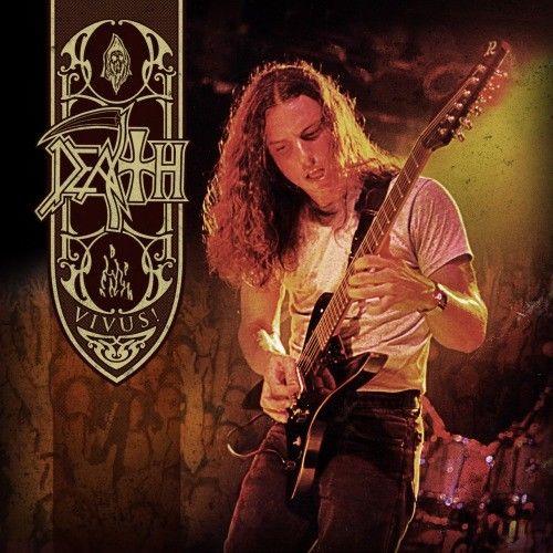 Death's frontman guitar being sold on eBay