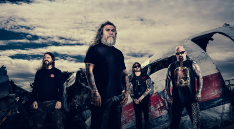 Slayer announces farewell European tour with Lamb of God, Anthrax, and Obituary
