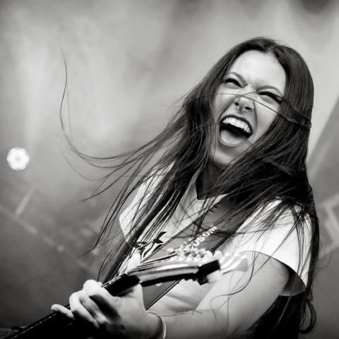 Tastemaker: 4 любимых метал-альбома Фернанды Лира из Nervosa