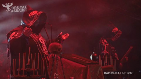 Brutal Assault XXII: Live videos from Rotting Christ, Batushka, Electric Wizard, Nile, etc. shows