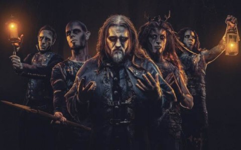 "Powerwolf: Lyric video ""Incense & Iron"" and music video ""Fire & Forgive"""