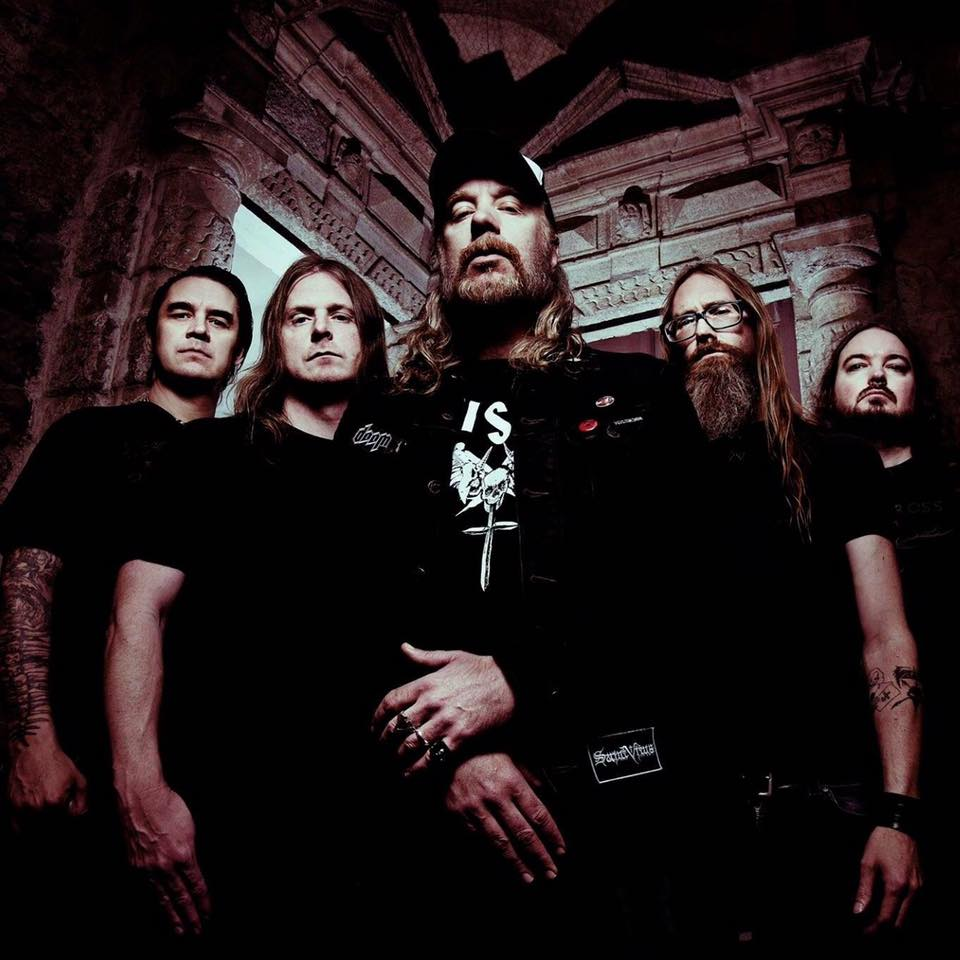 At The Gates to perform for the first time in Ukraine next year