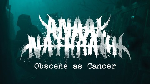 "Anaal Nathrakh releases new video ""Obscene as Cancer"""