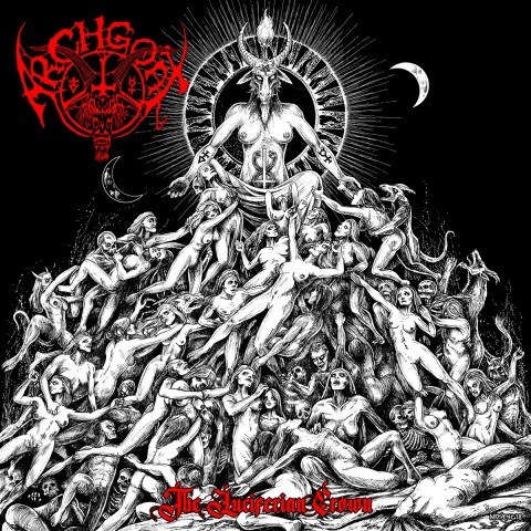 "Kings of War Metal. Review of Archgoat's ""The Luciferian Crown"" with full album stream"