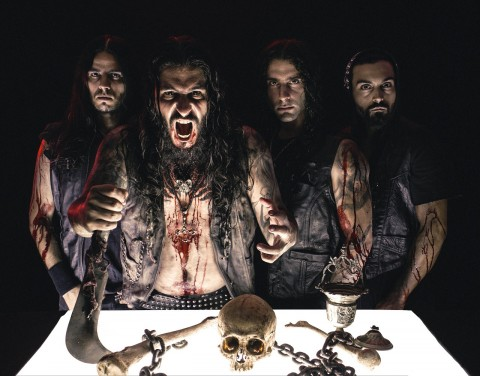 "Premiere: Lucifer's Child lyric video ""Fall Of The Rebel Angels"""