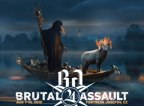 Brutal Assault 24: Анонс нових гуртів і афтермуві з минулого року