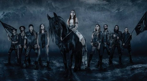 "Eluveitie release video on upcoming album title track ""Ategnatos"""