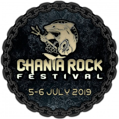 С 5 по 6 июля состоится Chania Rock Festival на острове Крит