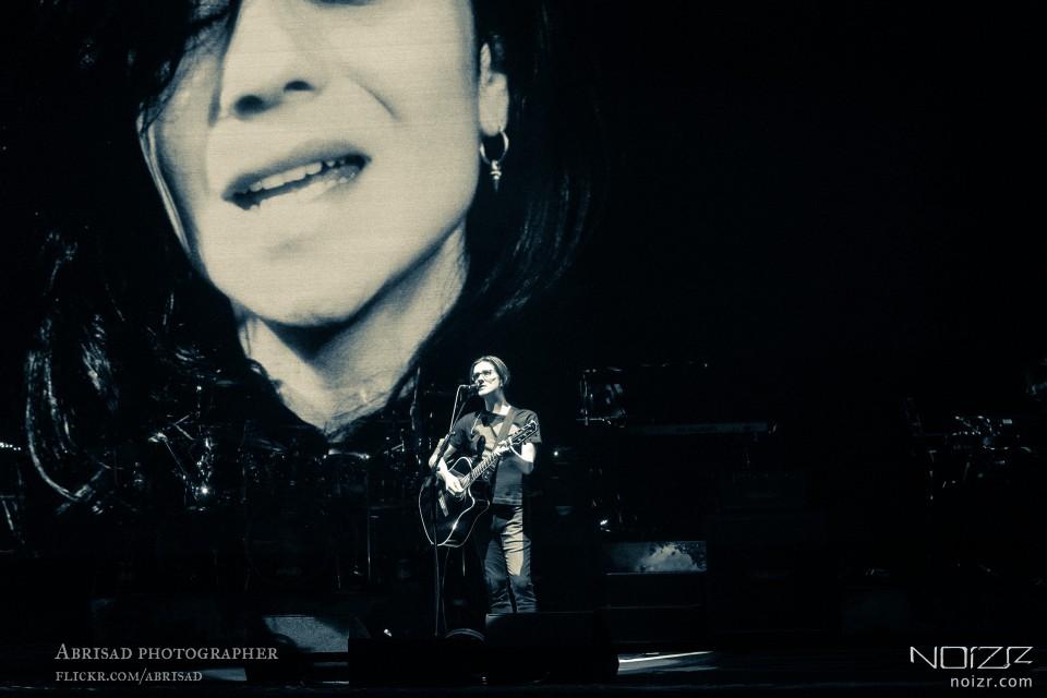 Фотозвіт з першого концерту Стівена Вілсона в Україні