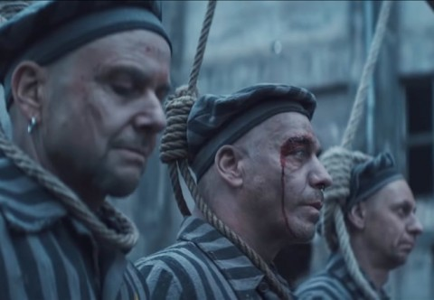 "Rammstein release first single in 10 years ""Deutschland"""