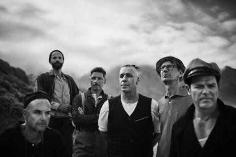 Rammstein обнародовали трек-лист и обложку нового альбома
