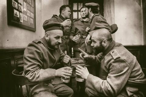 """1914 показали оборону форта Во в новом клипе """"C'est mon dernier pigeon"""""""