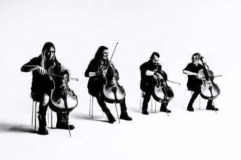 Apocalyptica сыграет песни Metallica на фестивале Захід